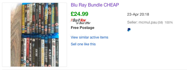 How to Start a Profitable eBay Business With £50!