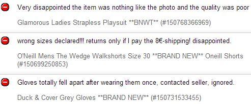 Ebay negative feedback removal explained a spiritdancerdesigns Gallery
