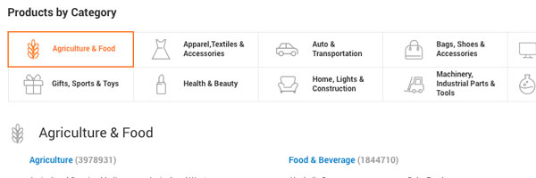 alibaba-product-categories