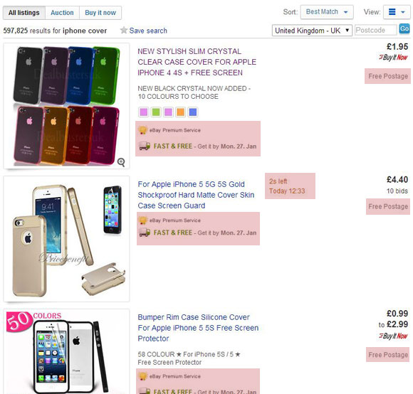 How To Reach 1 Spot On Ebay S Search Results