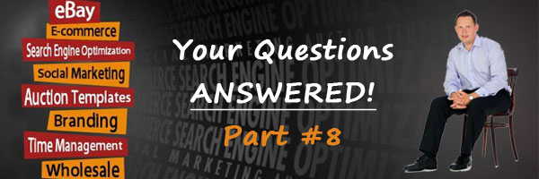 Your top ecommerce questions answered interview