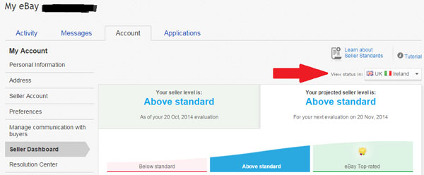 eBay's New Seller Standard – The Defect Rate