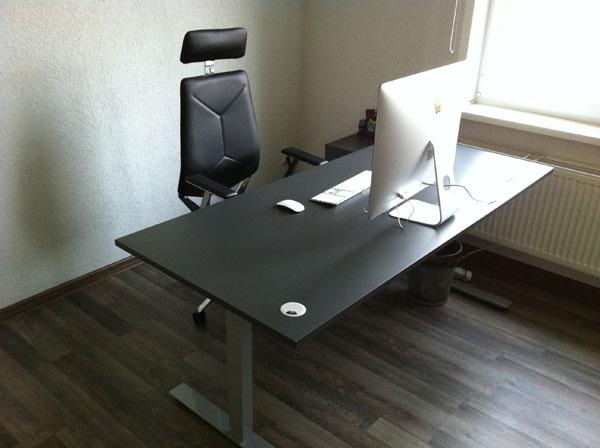 Desk Down