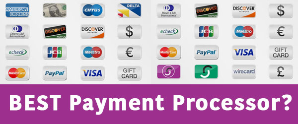 Best online payment processor options