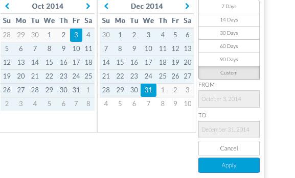 custom-date-range