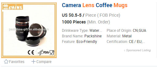 Fear of the minimum order quantity on alibaba moq lens mug malvernweather Images