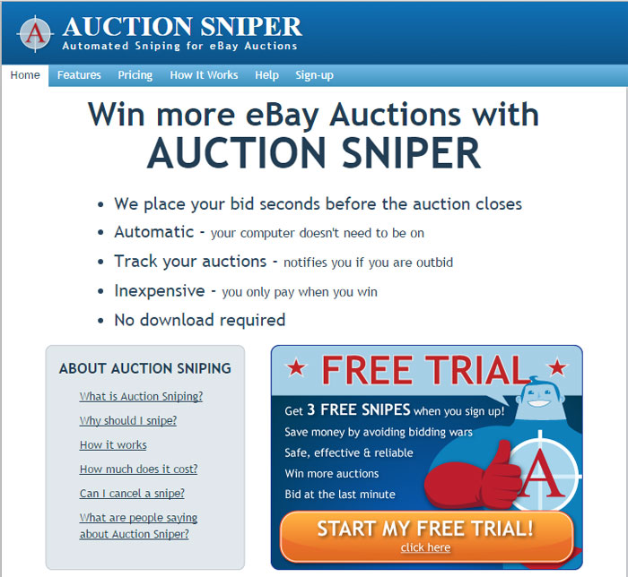 Ebay Bid Sniper >> Best Ebay Snipers Reviewed