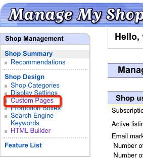custom-page