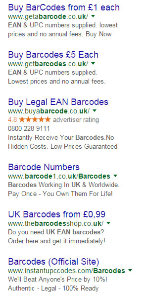 search-barcodes