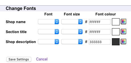change-fonts