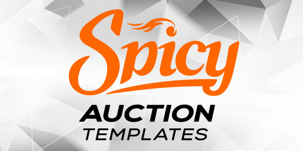 spicy-auction-templates