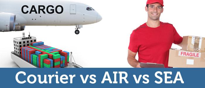 courier-vs-air-vs-sea