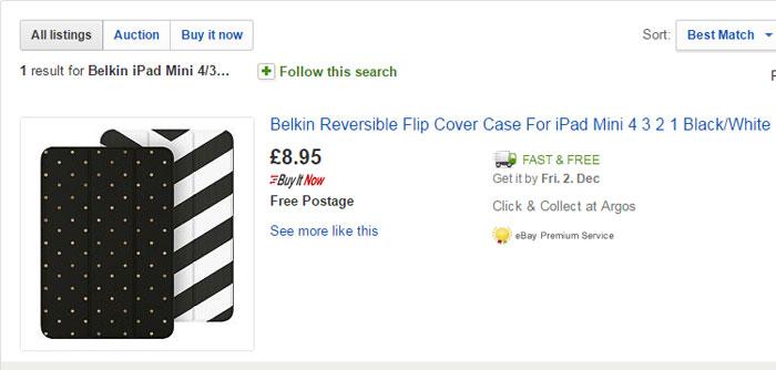 belkin-cover-on-ebay