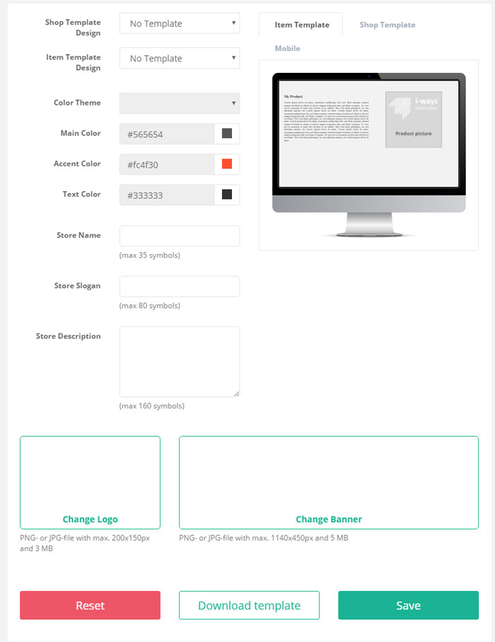 EBays NEW Feature FREE EBay Listing Template BUILDER - Ebay product listing template