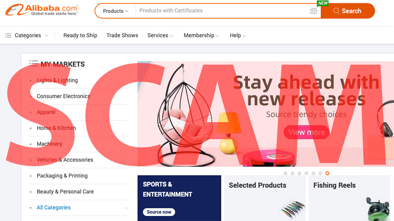 502bb585ada80 Alibaba SCAM Exposed! Tips & Tricks for 2020!