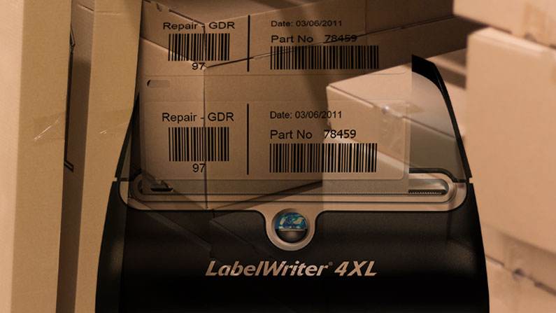 Amazon FBA product labels