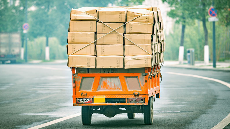Courier Shipping from China