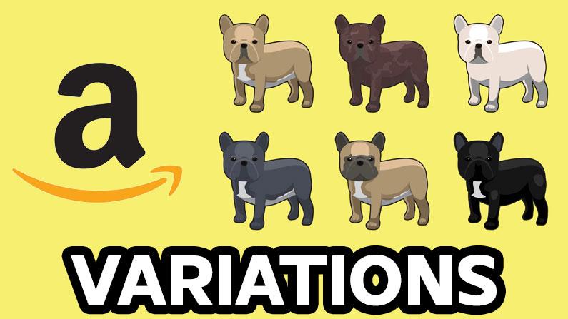 Amazon variations