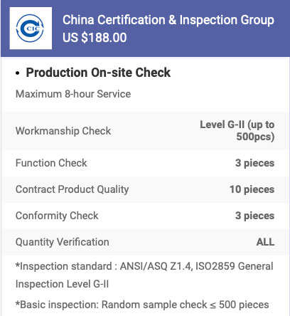 China Certification & Inspection Group