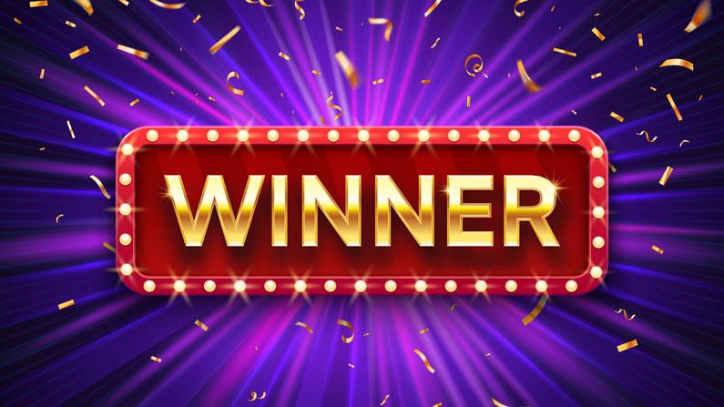 Blog contest winners