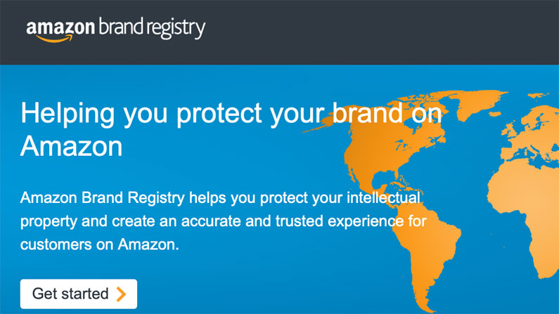 Amazon Brand Registry UK