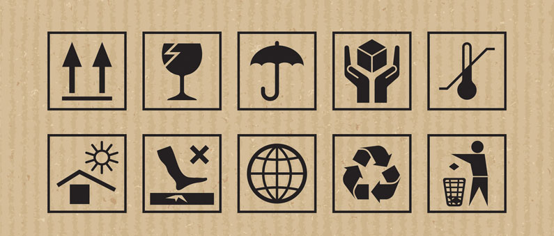 Shipping Marks Symbols