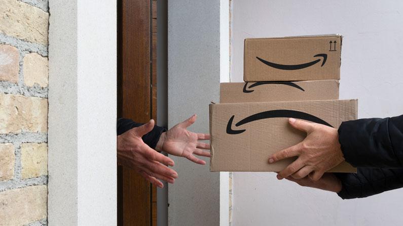 Covid-19 Amazon UK