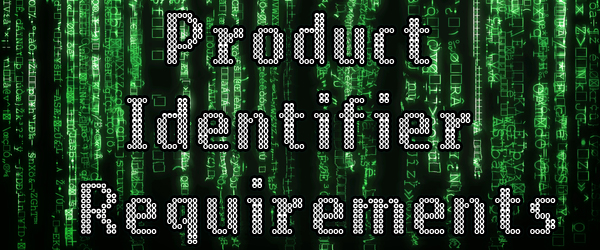 product-Identifier-requirements