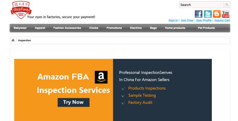 Richforth Inspection Service