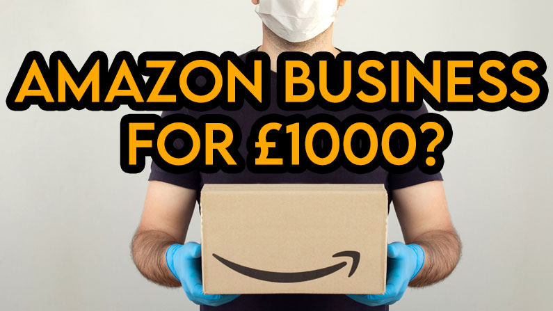 Start Amazon Business Covid