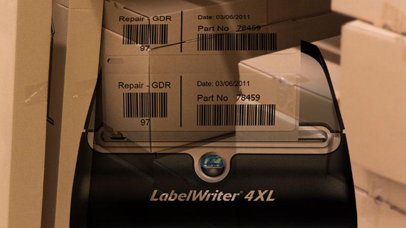 Amazon FBA product labels