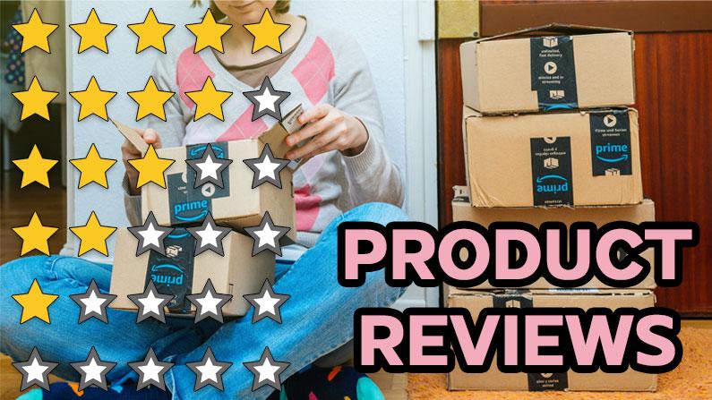 Amazon Reviews 2020