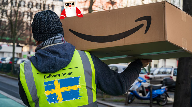 Amazon FBA Sweden