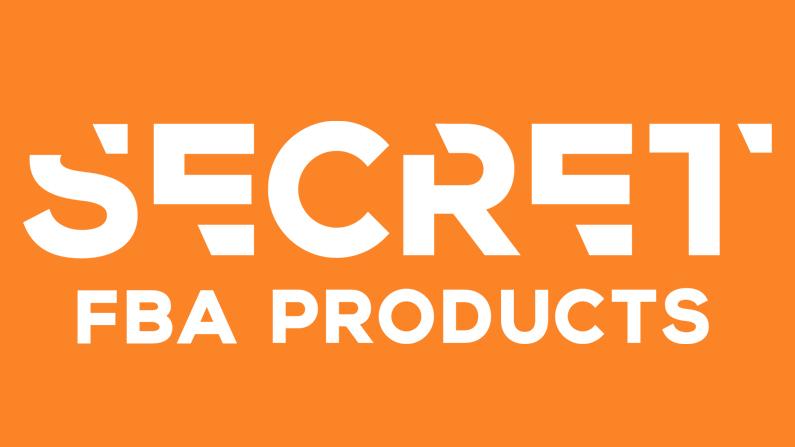 Secret FBA Products