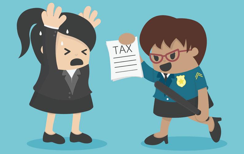 Tax Evasion DDP