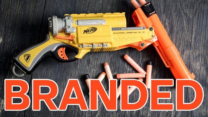 Branded goods on Amazon UK