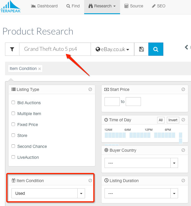 product-research