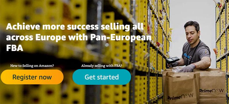 Amazon PAN-EU Program
