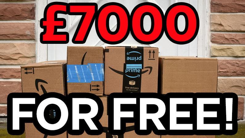 Amazon VAT Promotion