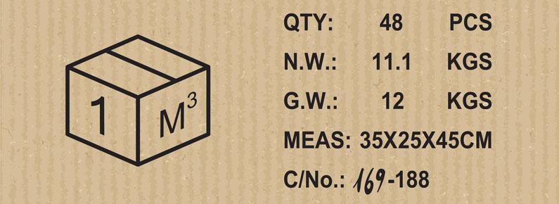 Basic Shipping Marks