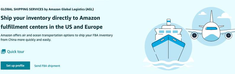 Amazon Freight Service