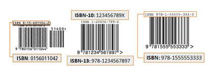 ISBN-code