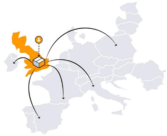 European Fulfilment Network